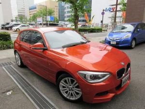 BMW 1シリーズ 116i Mスポーツ 正規ディーラー下取車 1オーナー禁煙車