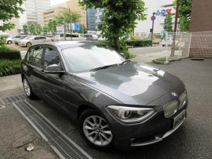 BMW 1シリーズ 116i スタイル 正規ディーラー下取車 1オーナー 禁煙車