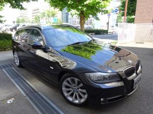BMW 3シリーズ 320iツーリング エクセレンスエディション 特別限定車 正規ディーラー下取車 1オーナー 禁煙車 全正規ディーラー記録簿10枚完備 ガレージ保管車 HDDナビ 本革シートヒーター キセノン ETC 5面フィルム貼り コンフォートアクセス Sキー