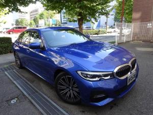 BMW 3シリーズ 320i Mスポーツ 正規ディーラー入庫車 禁煙車 新車保証継承 HDDナビ バックカメラ 前後センサー 全周囲カメラ ACC クルコン パーキングアシスト 半革シートヒーター 電動ゲート LEDライト 18インチアルミ