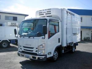 いすゞ エルフトラック 冷蔵冷凍車 低温冷凍車 スタンバイ付冷凍車 オートマ限定対応