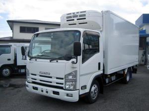 いすゞ エルフトラック 冷蔵冷凍車 中温冷凍車 ワイドロング冷凍車 オートマ限定対応