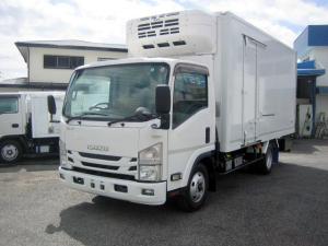 いすゞ エルフトラック 冷蔵冷凍車 中温冷凍車 ワイドロング冷凍車 加温機能付