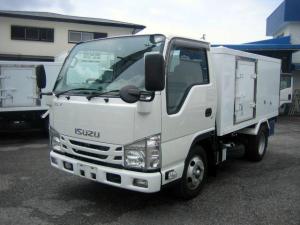 いすゞ エルフトラック 冷蔵冷凍車 低温冷凍車 スタンバイ付冷凍車 4ナンバーサイズ