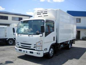 いすゞ エルフトラック 冷蔵冷凍車 中温冷凍車 ワイドロング冷凍車 加温機能