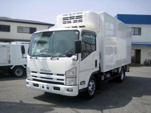 いすゞ エルフトラック 冷蔵冷凍車 中温冷凍車 -5度設定冷凍車 オートマ冷凍車