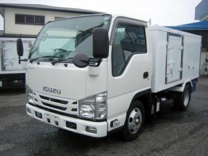 いすゞ エルフトラック 冷蔵冷凍車 低温冷凍車 スタンバイ付冷凍車 オートマ冷凍車