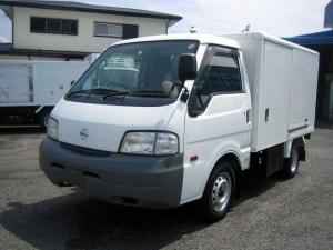 日産 バネットトラック 冷蔵冷凍車 中温冷凍車 -7度設定冷凍車 オートマ冷凍車
