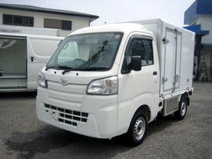 ダイハツ ハイゼットトラック 冷蔵冷凍車 低温冷凍車 2コンプ仕様 オートマ冷凍車