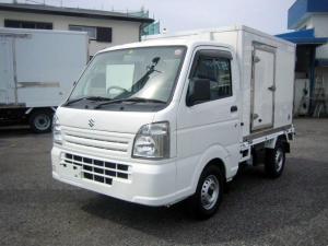 スズキ キャリイトラック 冷蔵冷凍車 低温冷凍車 -20度設定冷凍車 2コンプ冷凍車