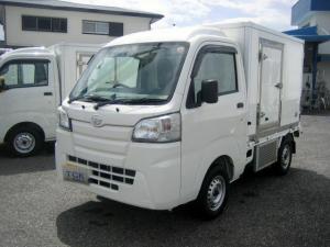 ダイハツ ハイゼットトラック  冷蔵冷凍車 低温冷凍車 -20度設定冷凍車 2コンプ仕様冷凍車