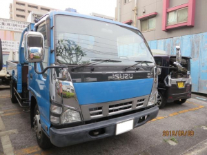 いすゞ エルフトラック タダノZF293HE 走行20536km ワンオーナー