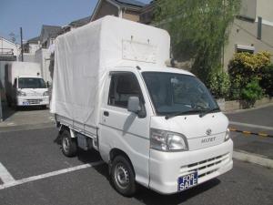 ダイハツ ハイゼットトラック エアコン・パワステ スペシャル オートマチック 幌付