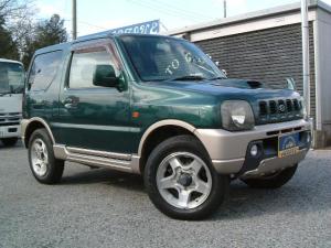 スズキ ジムニー ランドベンチャー 4WD ターボ ユーザー買取