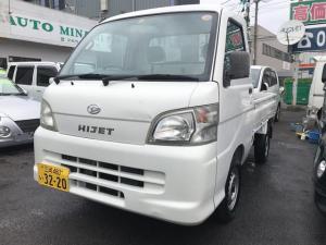 ダイハツ ハイゼットトラック エアコン・パワステ スペシャル オートマ 4WD
