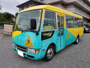 三菱ふそう ローザ 3+51人 幼児車バス