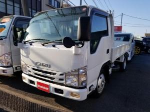 いすゞ エルフトラック 強化フルフラットローダンプ 2tダンプ