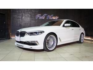 BMWアルピナ D5 S リムジン オールラッド ソフトクローズドドア ハーマンカードン ランバーサポート 4ゾーンオートマチックエアコン
