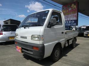 スズキ キャリイトラック KU 4速マニュアル 4WD