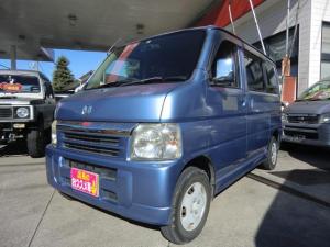 ホンダ バモス M 4WD 4速オートマ キーレス CD