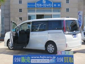 トヨタ ノア 福祉車両 助手席リフトアップシート セーフティーセンス