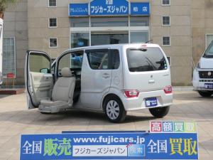 スズキ ワゴンR 福祉車両 助手席リフトアップシート セーフティサポート