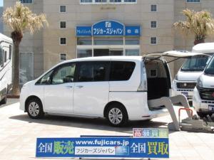 日産 セレナ  福祉車両・チェアキャブ・リアリフト・電動ロングステップ