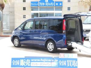 ホンダ ステップワゴン G 福祉車輌 車いす仕様 車いす2列目&3列目固定 4WD