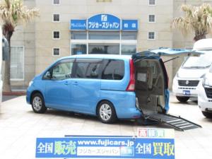 日産 セレナ  福祉車輌 チェアキャブ スロープタイプ 車いす1名 送迎仕様 HDDナビ付