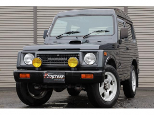 スズキ ジムニー バン660パノラミックルーフEC 4WD 5速