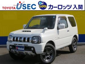 スズキ ジムニー クロスアドベンチャー 社外HDDナビ シートヒーター ターボ