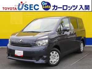 トヨタ ヴォクシー トランス-X スライドドア リアA/C ABS ESC キーレス ETC