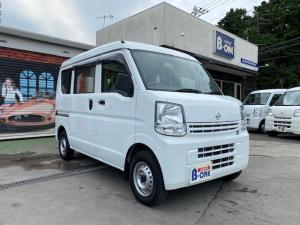日産 NV100クリッパーバン DX 5速オートマ/ETC/集中ロック/車検整備付