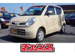 日産 モコ S CD キーレス ベンチシート 電動格納ドアミラー