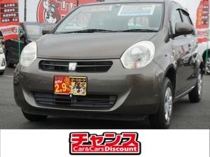 トヨタ パッソ X クツロギ 2年保証付 スマートキー ナビ TV CD ETC ベンチシート ABS 電動格納ミラー
