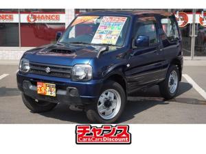 スズキ ジムニー XG 社外オーディオ CD キーレス ターボ 4WD