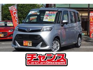 トヨタ タンク X S SDナビ バックカメラ ETC Bluetooth
