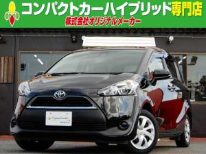 トヨタ シエンタ G 純正SDナビ 両側電動スライドドア セーフティセンス