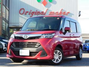 トヨタ タンク G S LEDライト 純正ナビ 両側電動 衝突軽減 ドラレコ