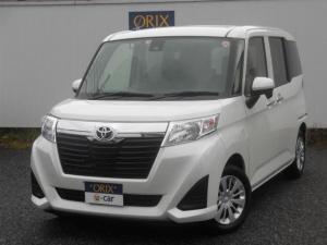 トヨタ ルーミー X S ナビTV Bカメラ ブレーキアシスト 4WD