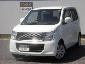 スズキ ワゴンR FX CD AUX オートエアコン シートヒーター 1年間保証付