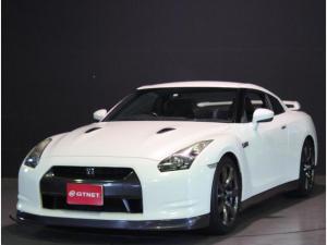 日産 GT-R ブラックエディション タイヤ交換済 純正HDDナビTV ETC