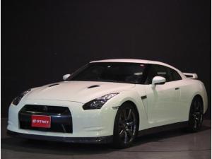 日産 GT-R ブラックエディション 純正HDDナビ 純正20インチアルミ Bモニター ハーフレザー キセノン ETC パワーシート クルコン