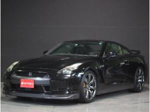 日産 GT-R プレミアムエディション ワンオーナー 禁煙車 HDDナビ クルコン シートヒーター ハーフレザーシート