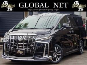 トヨタ アルファード 新型2.5SCパッケージ/モデリスタエアロサンルーフ新車