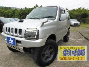 スズキ ジムニー XLターボ 4WD エンジンO/H済み リフトアップ ETC