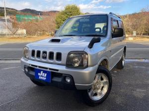 スズキ ジムニー XC 4WD AT車 キーレス付 PS PW ABS AW エアコン サイドバイザー スタッドレス
