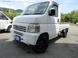ホンダ アクティトラック ベースグレード 4WD パワーステアリング エアバック