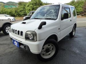 スズキ ジムニー XA 4WD 5速マニュアル クラッチ新品交換済