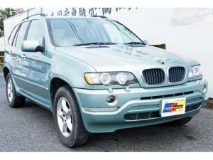 BMW X5 3.0i 4WD 純正アルミ